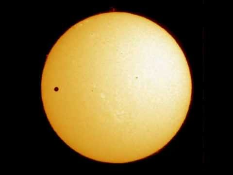 Venus Transit seen from Canberra, Australia (part 2)