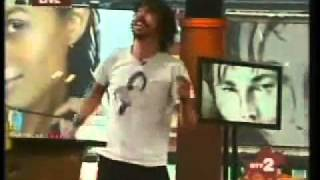 Dave Grohl Dancing on 24hours of  FOO