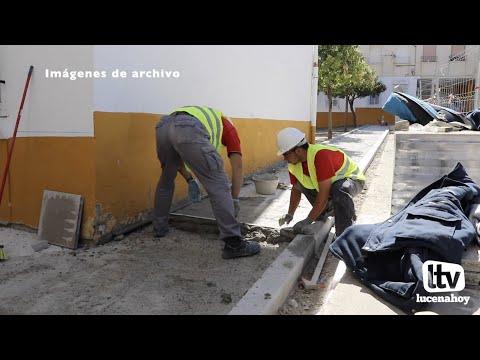 VÍDEO: Comienzan las obras del PFEA con 10 actuaciones y una inversión de casi 1,7 millones de euros