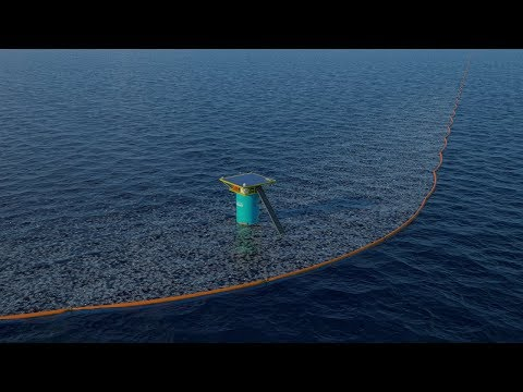 This device is cleaning up the Ocean