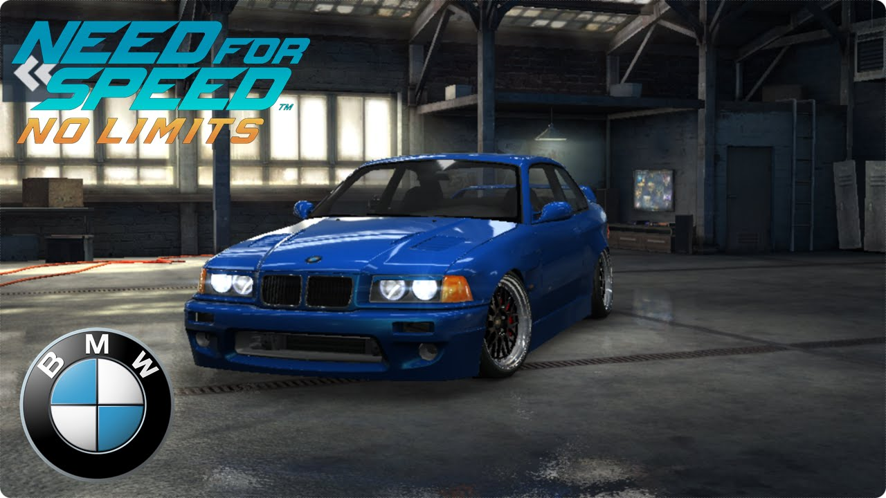 Need For Speed No Limits Bmw M3 Coupe 1999 Auto Car Gameplay Hd
