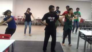 Bvr Pavan Dance Practice -1