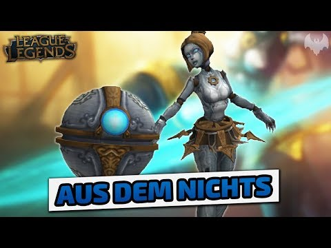 Aus dem Nichts - League of Legends - Deutsch German - Dhalucard thumbnail