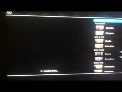 Demo Of Live NHL Games On IPad