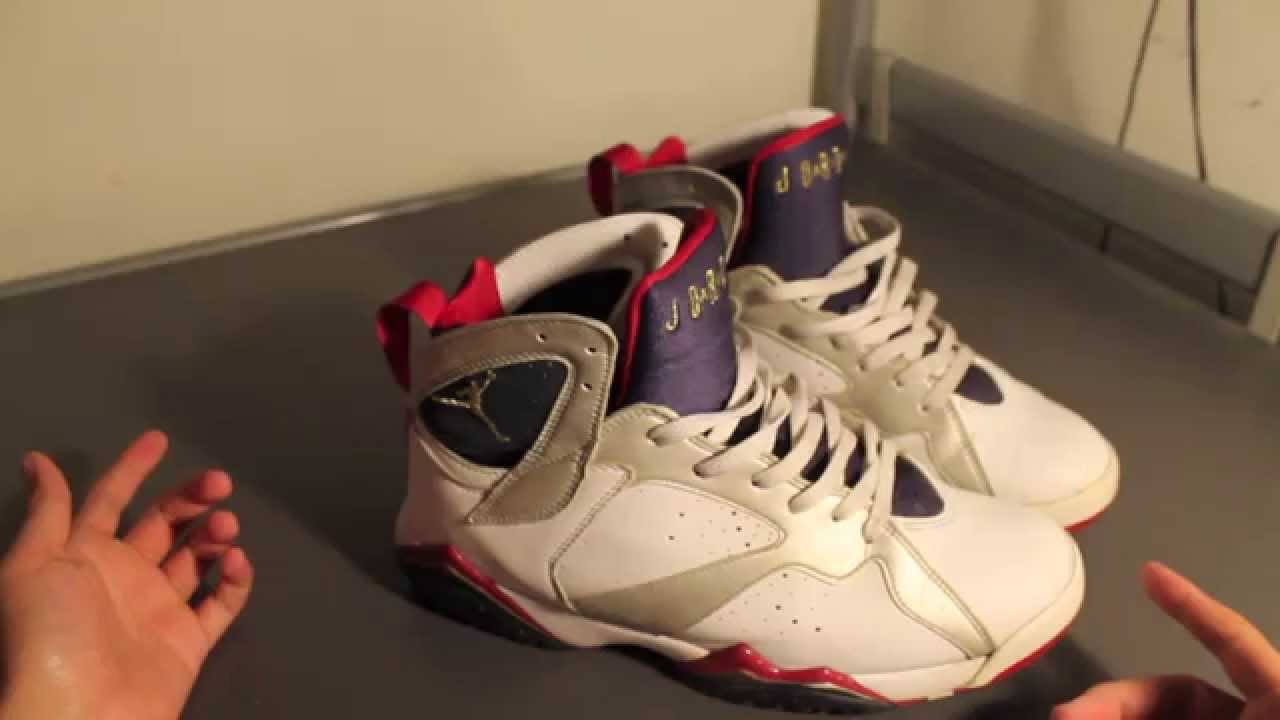 best service 1f651 0e2be Jordan Olympic 7 FROM 2004 Review and On-Feet