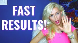 🔥FAST RESULTS!🔥How To MANIFEST What You WANT FAST