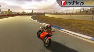 Ducati World Championship (2007) - PC Gameplay / Win 10
