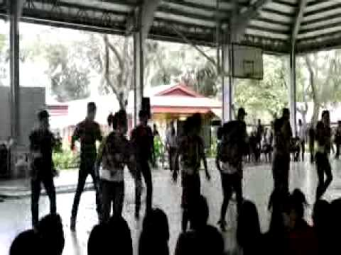 CSD Dance Crew - Live It Up - Yeah Yeah Yeah Mix