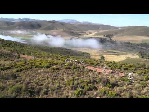 2014 Absa Cape Epic - Stage 5 Daily Highlights