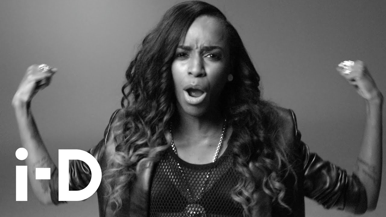Angela Haze angel haze - a tribe called red (official video)