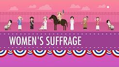 Women's Suffrage: Crash Course US History #31