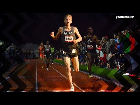 Galen Rupp's 2016 outdoor debut, a 13:20 5k at the Portland Track Festival