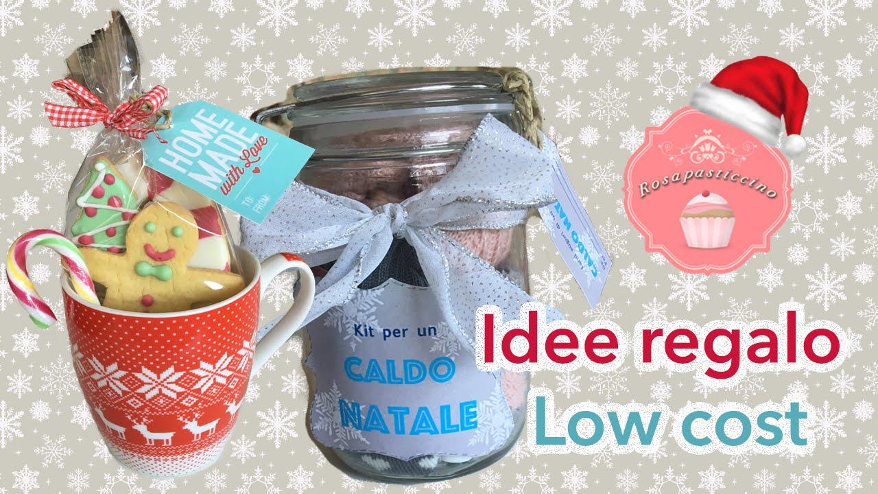 Idee Regalo Natale Low Cost.Idee Regalo Low Cost Natale Sweet Mug E Kit Antifreddo In Jar