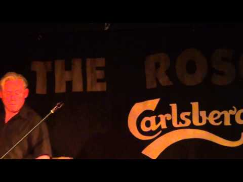 Kirk Brandon - Original Sin - New Roscoe, Leeds - 24/11/2013