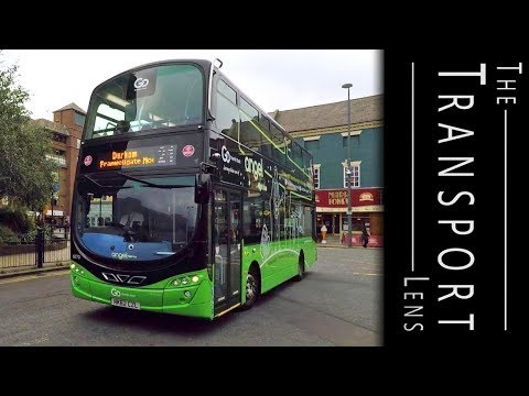 Buses in Newcastle October 2017 - Part 1