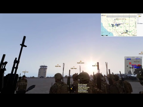 ARMA 3 -  50+ Player Recon Marine Operation