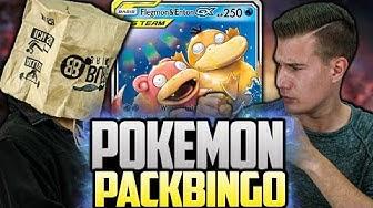 Das Doppel Bingo 😨 POKÉMON PackBingo Opening