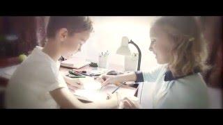 Фонд помощи детям Шанс / Трогательный социальный ролик #датьшанс