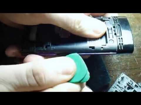 Как разобрать нокиа х2 00 видео