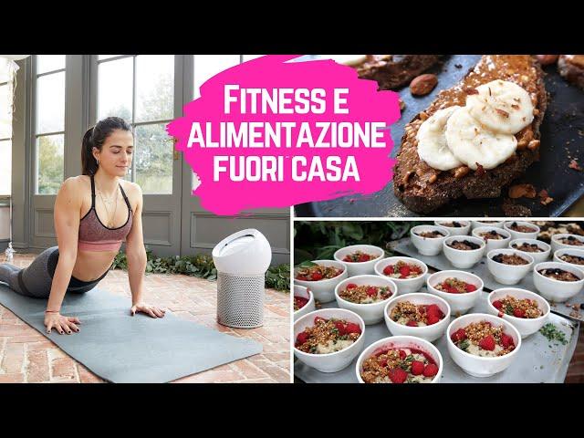 Fitness, benessere e alimentazione - 3 giorni in UK con Dyson!