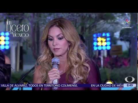 Lucero - Al aire 2017