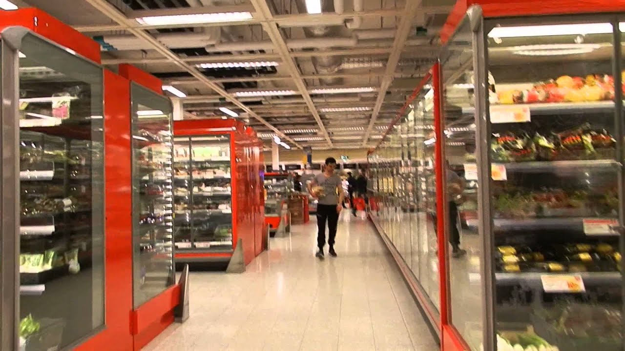ica maxi supermarket