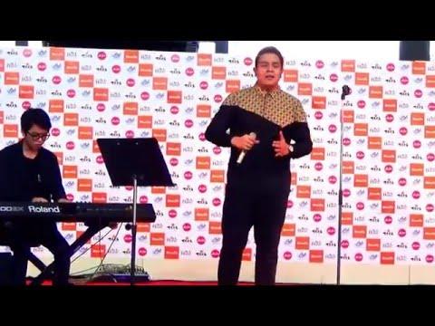 Penampilan Tulus di Asia Music Festival (Hamamatsu-shi Shizuoka - Jepang)