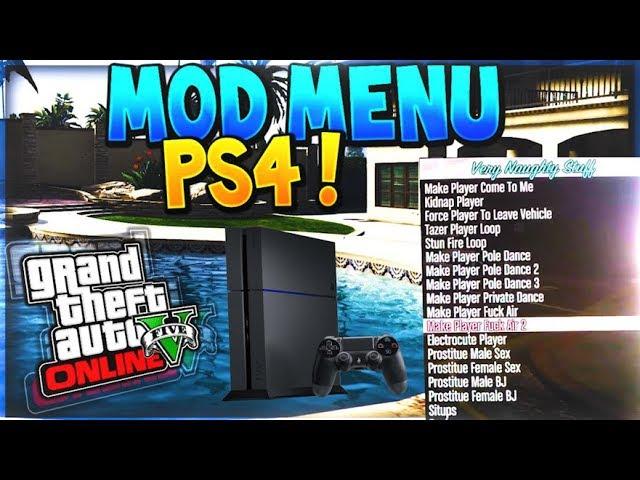 ps4 gta 5 mods Лучише игры для Sony Playstation