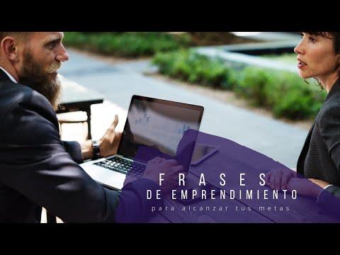 Frases de emprendimiento