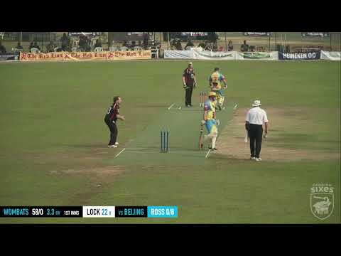 2019 Sixes Finals Day