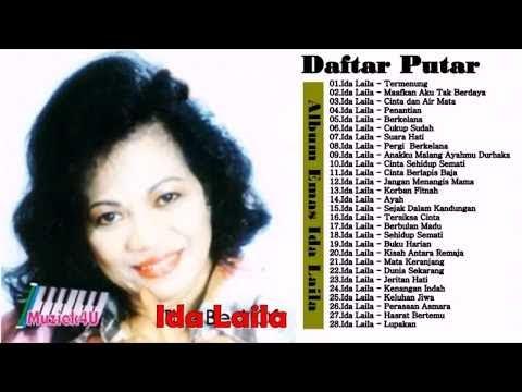 Ida Laila - Full Album   Lagu Dangdut Lawas 80an - 90an Terbaik Sepanjang Masa - Tembang Kenangan