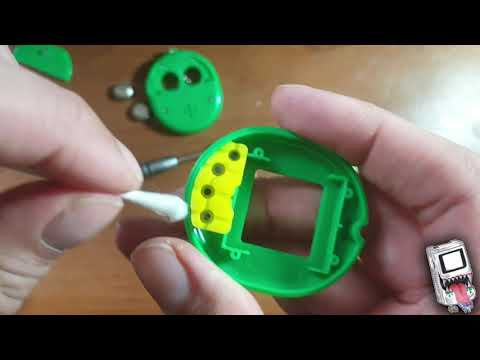 How To Fix Tamagotchi's/ Virtual Pet's Buttons!