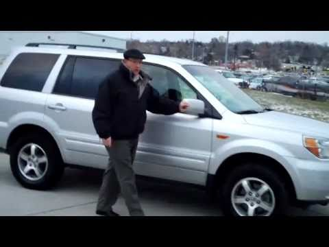 Beautiful Used 2006 Honda Pilot EX L RES 4wd For Sale At Honda Cars Of Bellevue...an  Omaha Honda Dealer!   YouTube