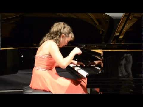 Tchaikovsky Piano Concerto - 1st mov Ivetta Irkha.m4v