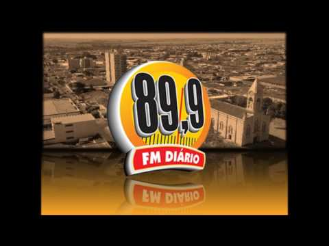 Prefixo - FM DIário - 89,9 MHz - Mirassol/SP