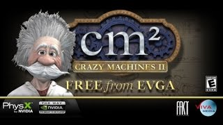 Crazy Machines 2 App Game for ipad and iphone Chapter 7