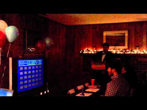 Jeopardy! Tournament of Champions II Game 1 Part 1