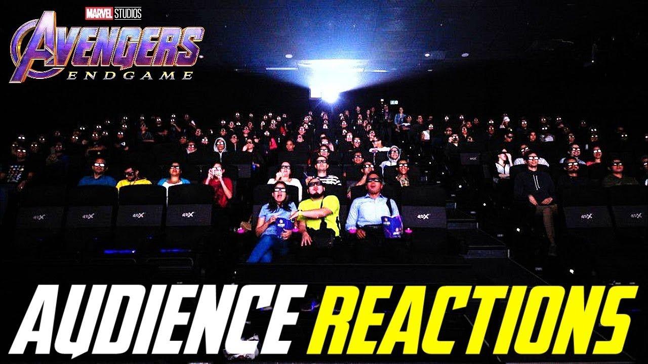Download Avengers Endgame Best Parts Audience Reactions