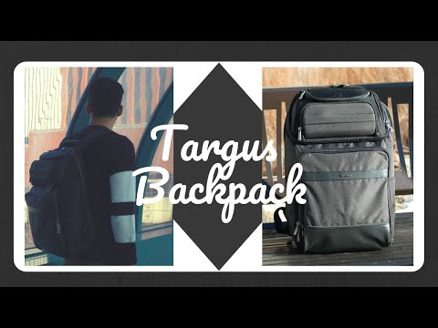 The Ultimate Go To Tech Backpack? Targus CitySmart EVA Pro - In-depth Review
