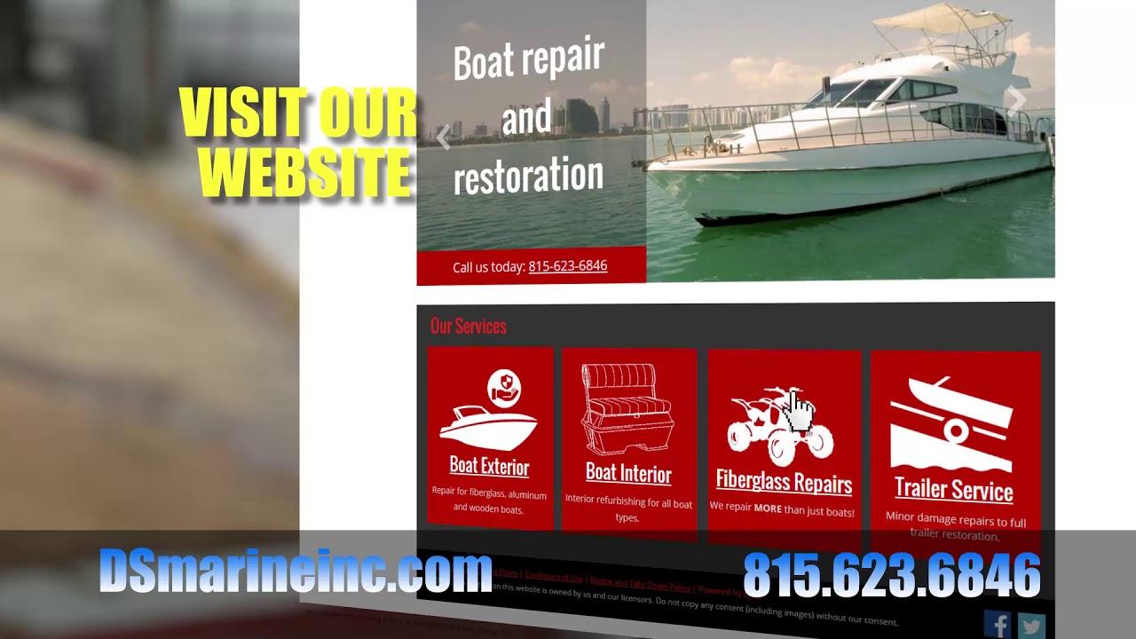 D S Marine Inc Boat Repair Roscoe Il