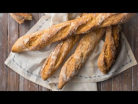 Crusty French Baguette Recipe: perfect results & so easy! -Baking a