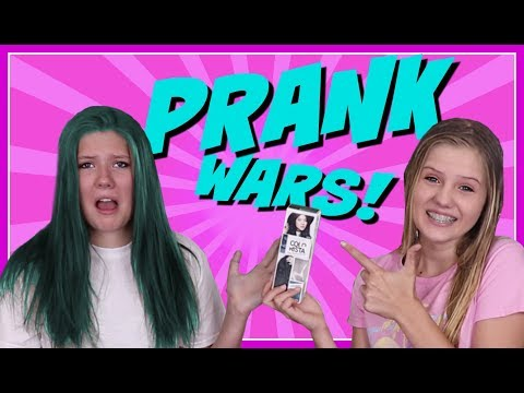 i-dyed-my-sisters-hair-for-a-prank!-||-prank-wars-||-taylor-and-vanessa
