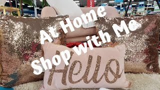 AT HOME SHOP WITH ME Glam Spring and Haul