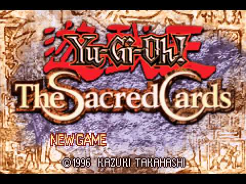 the sacred cards rom