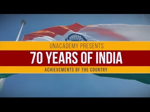 Greatest Achievements of India in 70 years By Dhruv Rathee -