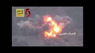 بالعبوات الناسفة .. تطاير أجساد مرتزقة التحالف السعودي على الحدود اليمنية