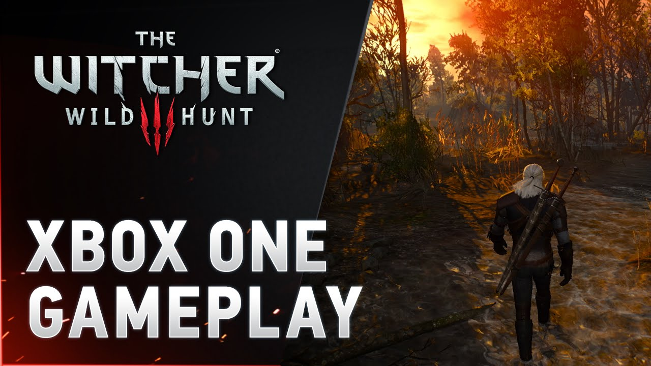 Witcher 3 uses dynamic resolution scaling on Xbox One to hit