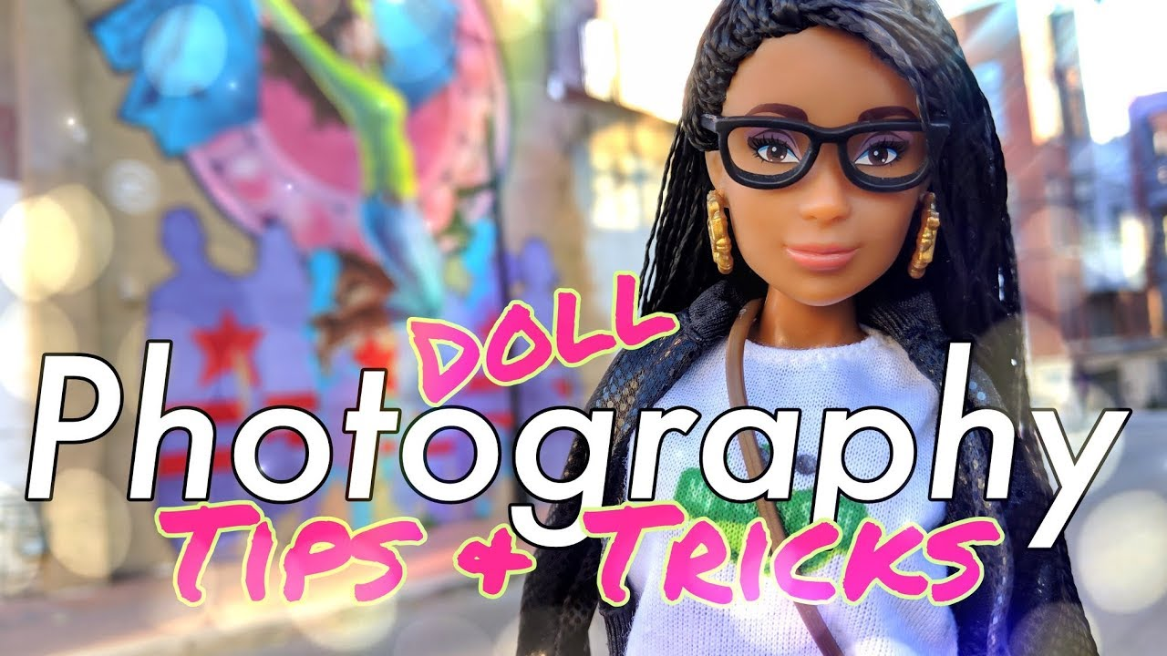 The Frog Vlog: Doll Photography Tips & Tricks with the ALL NEW Google Pixel 3