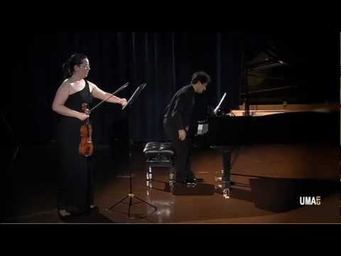 Iamus Computer -- Kinoth, for violin and piano