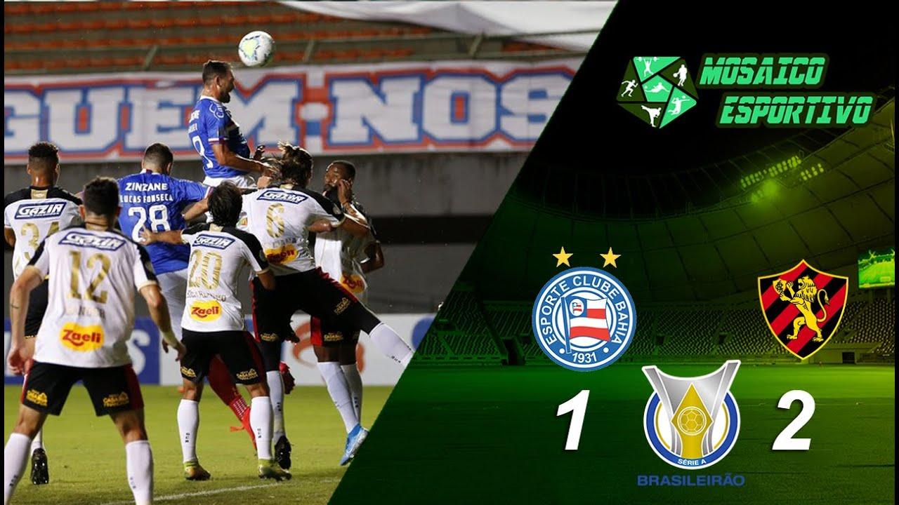 Direto do Estádio: Bahia 1 x 2 Sport